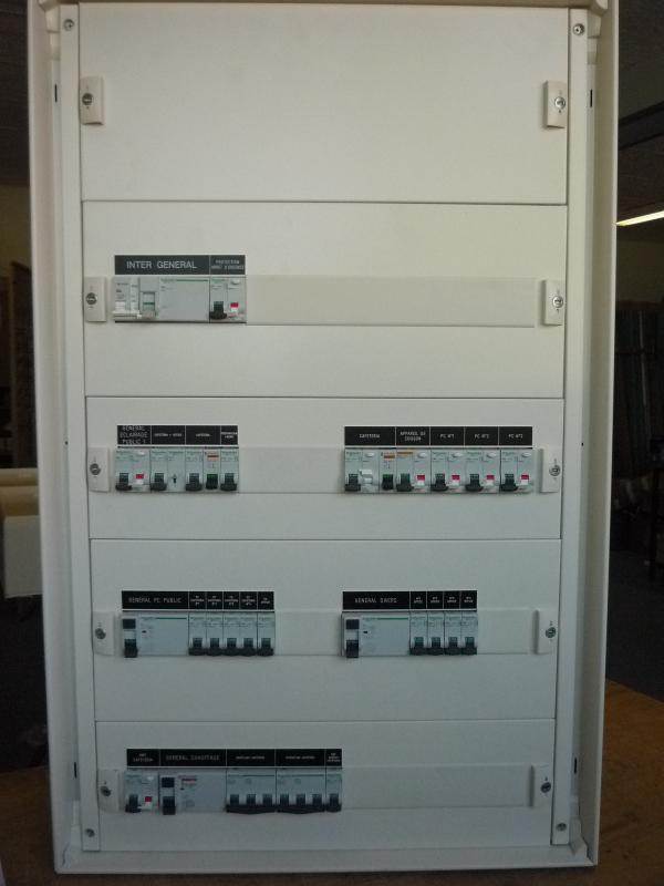Mccm r alisation - Catalogue armoire electrique schneider ...